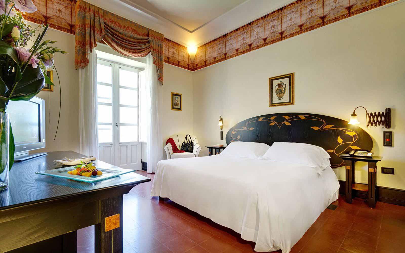 Superior room Des Etrangers Hotel & Spa