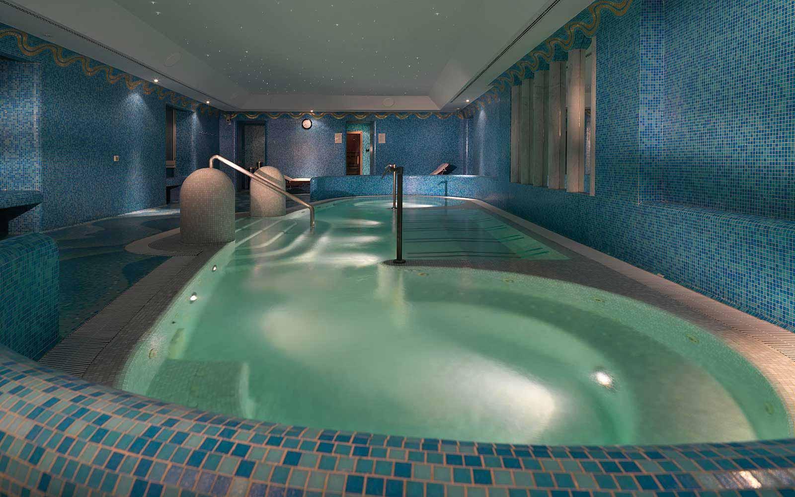 Hotel de Russie Spa HydroPool