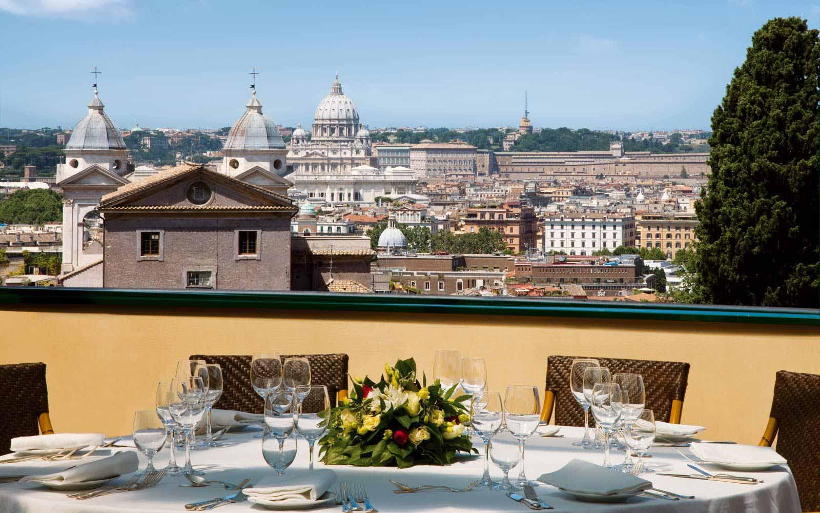 Hotel eden rome cities italy hotel eden package holidays - Hotel eden en roma ...