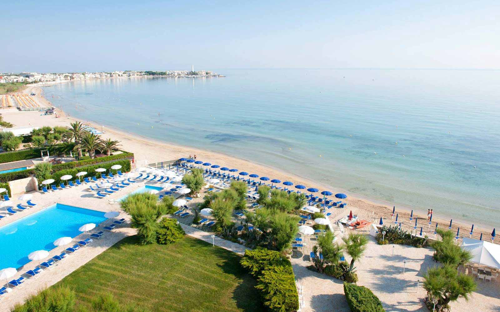 Hotels In Pittulongu Italien