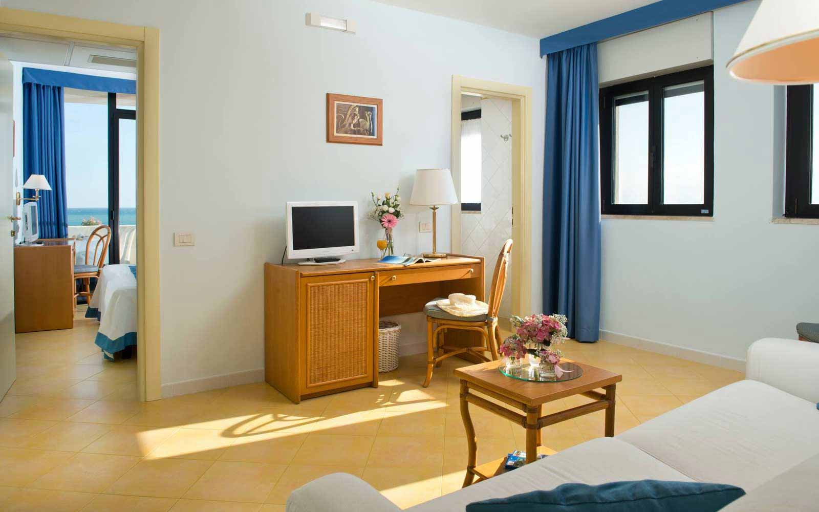 Suite at Hotel Del Levante
