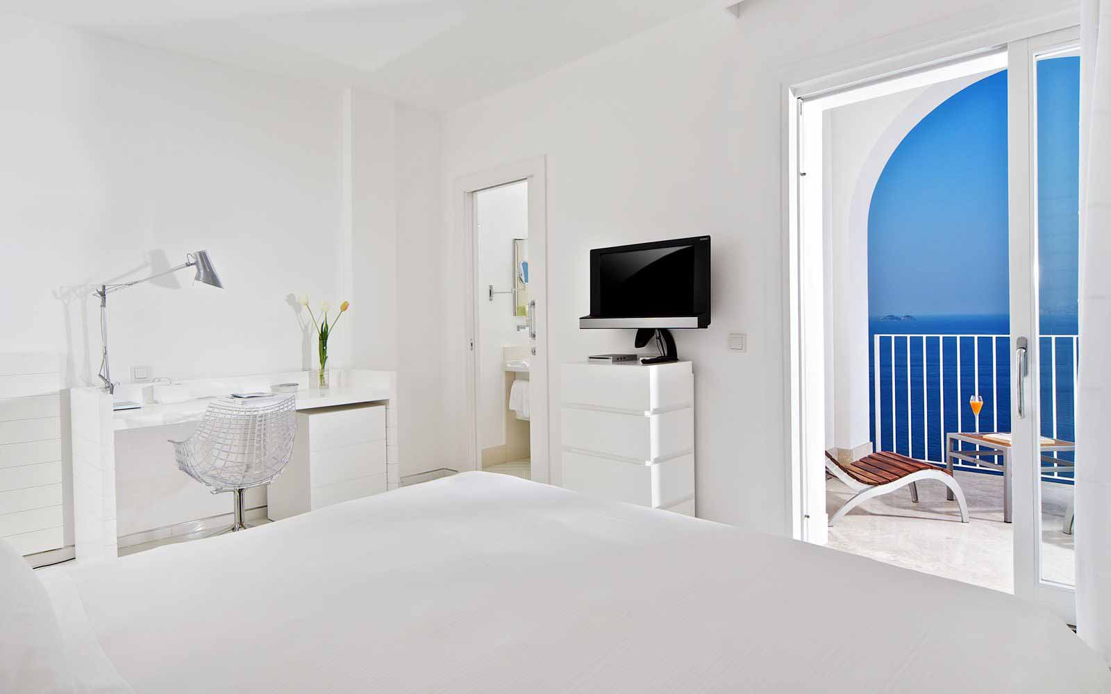 Romantic Double Room at Casa Angelina Lifestyle Hotel