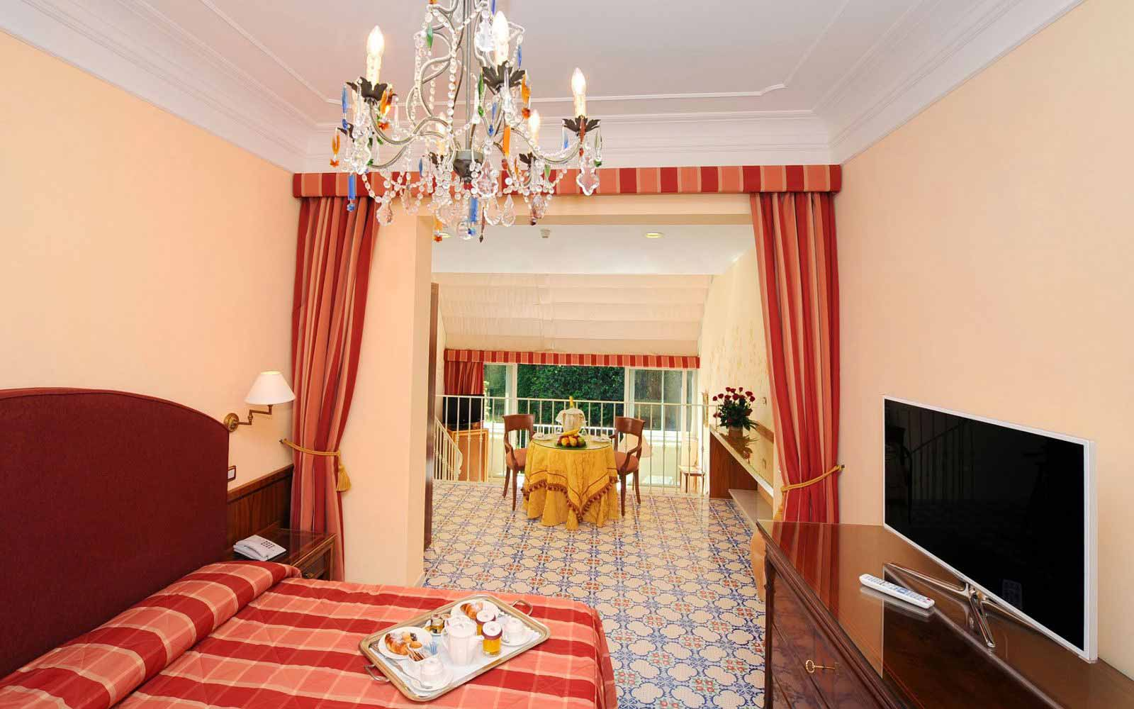 Suite at Hotel Antiche Mura