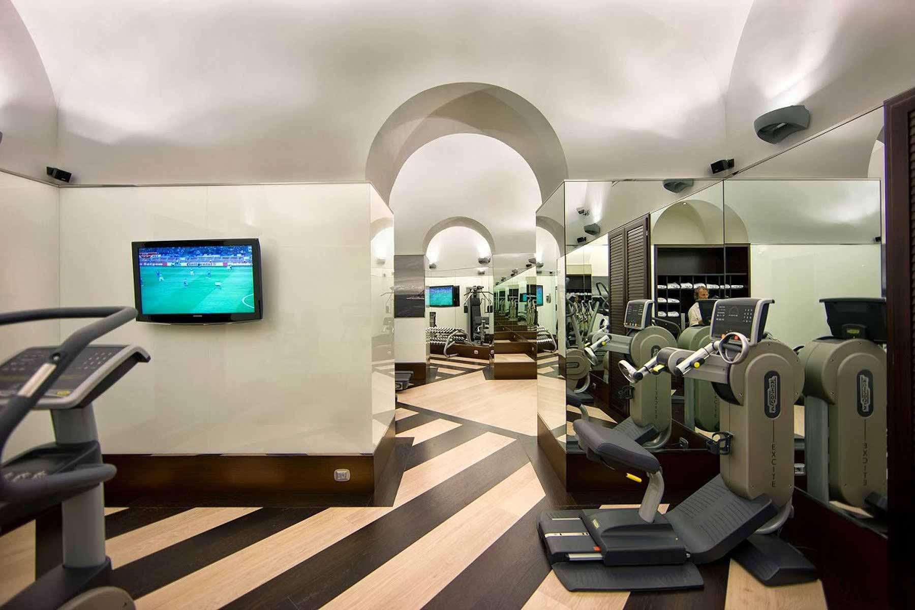 Gym Grand Hotel Excelsior Vittoria