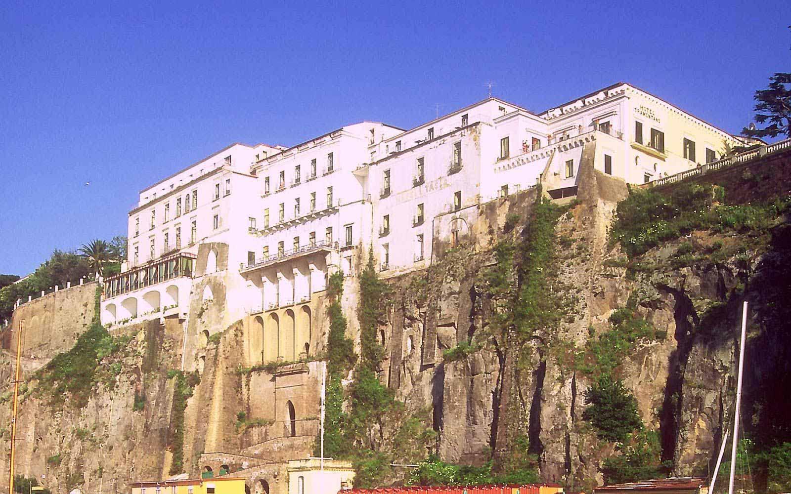 Imperial Hotel Tramontano Sorrento Neapolitan Riviera Italy Sardatur