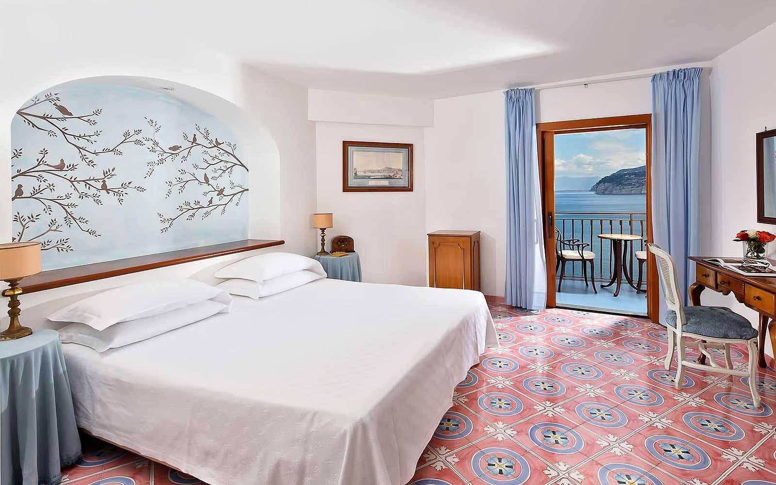 Standard room at Hotel Belair