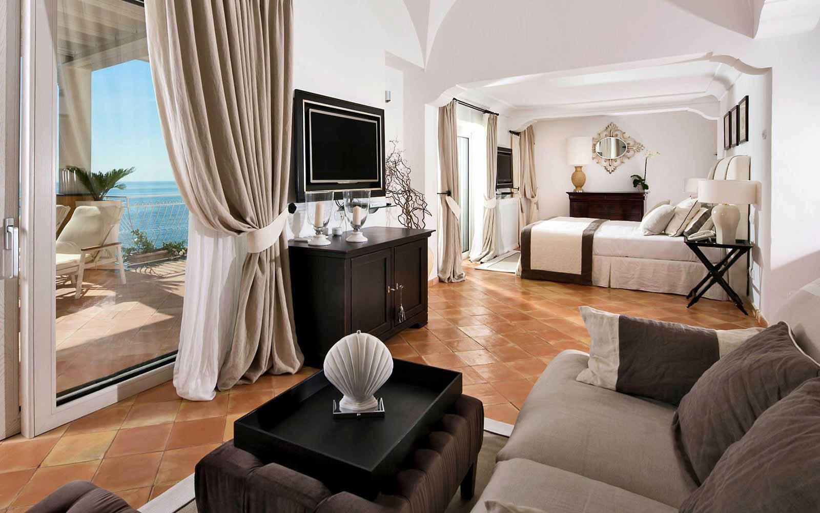 Deluxe Superior Junior Suite at Covo Dei Saraceni