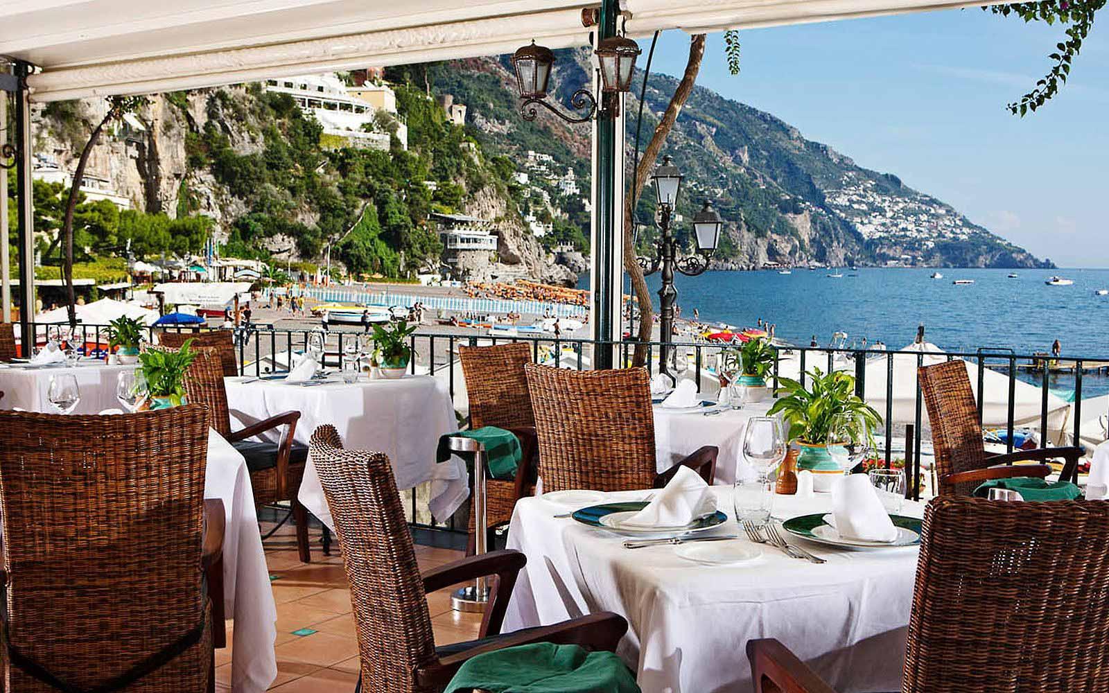 Il Covo Restaurant at Covo Dei Saraceni