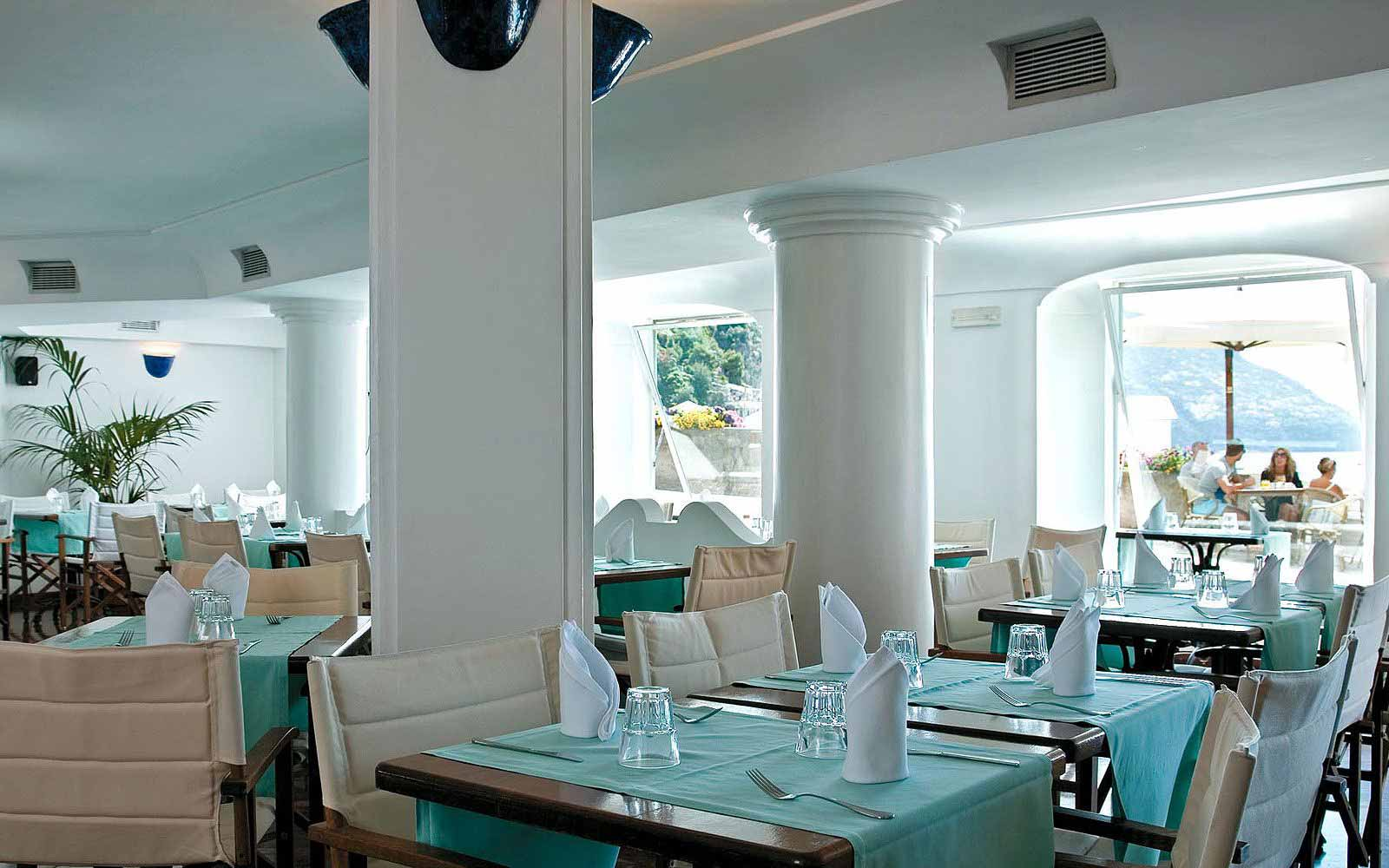 Brasserie Restaurant at Covo Dei Saraceni