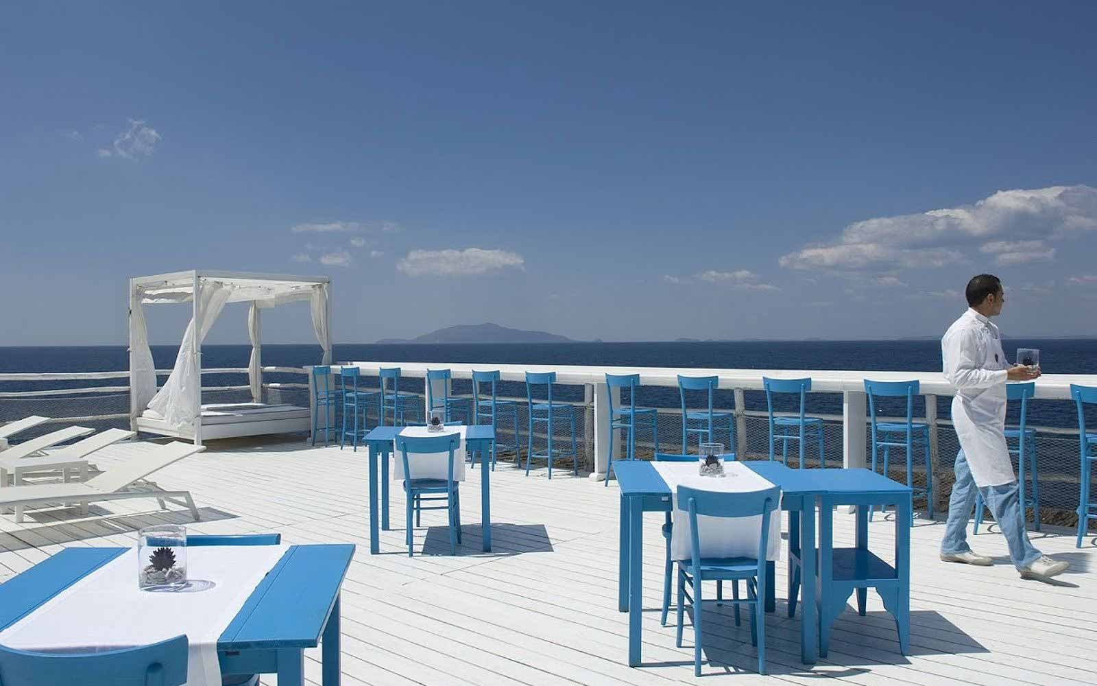 Beach Club il Riccio at Capri Palace Hotel & Spa