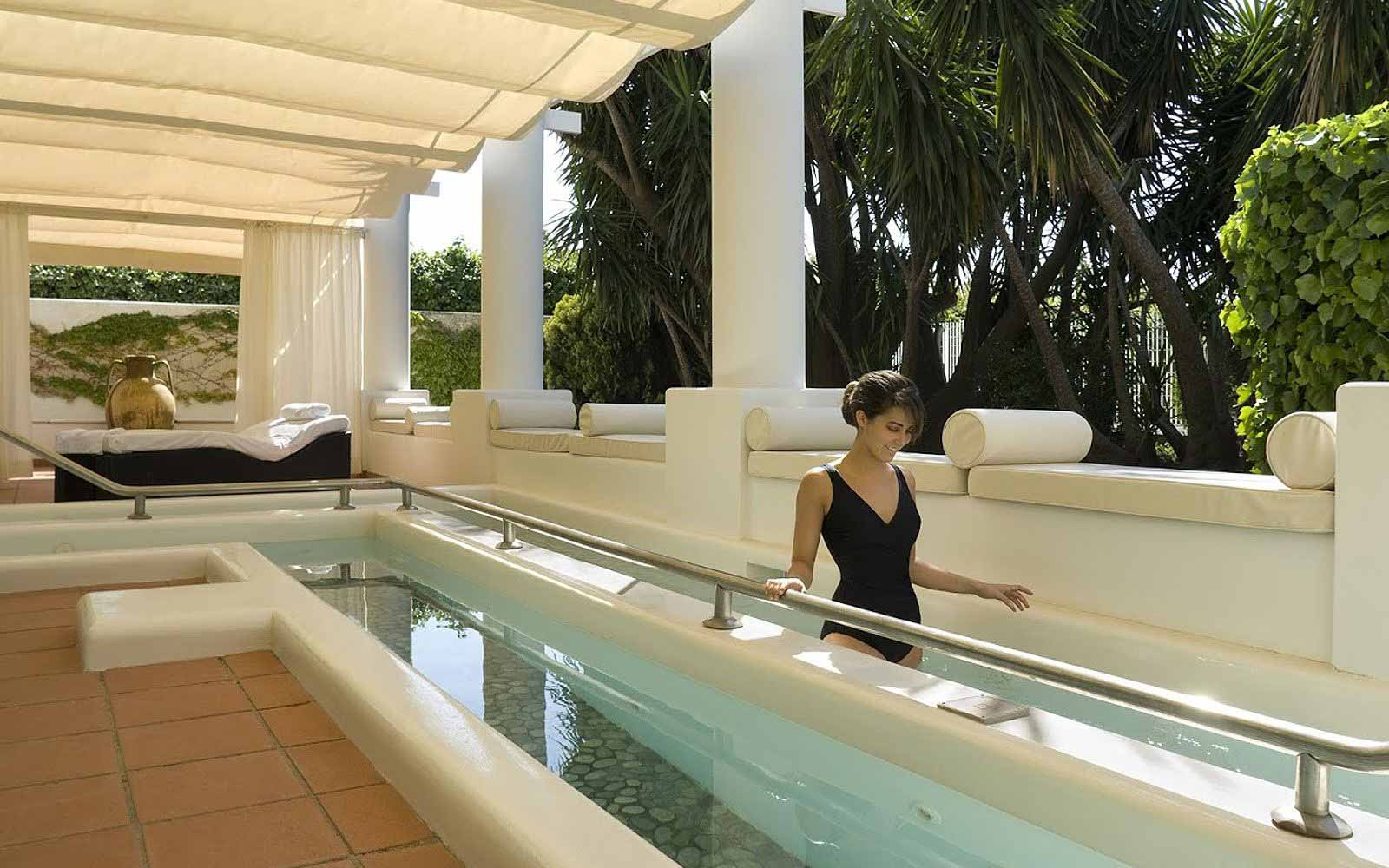 Spa at Capri Palace Hotel & Spa
