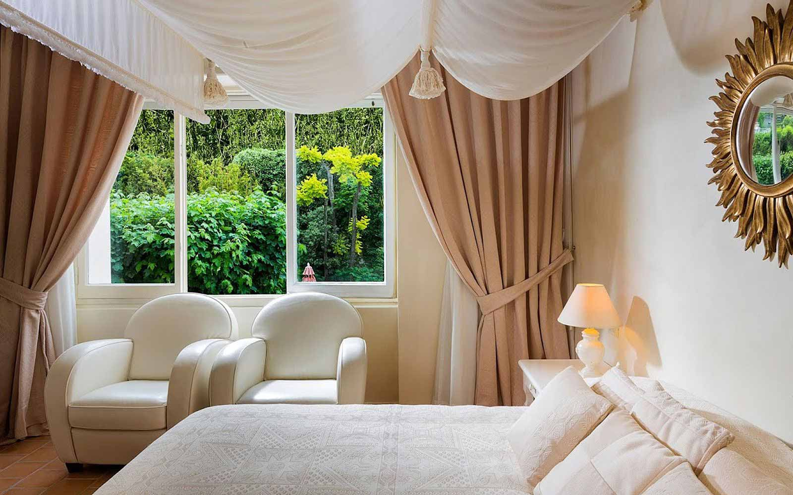 Classic Double Room hillside at Capri Palace Hotel & Spa