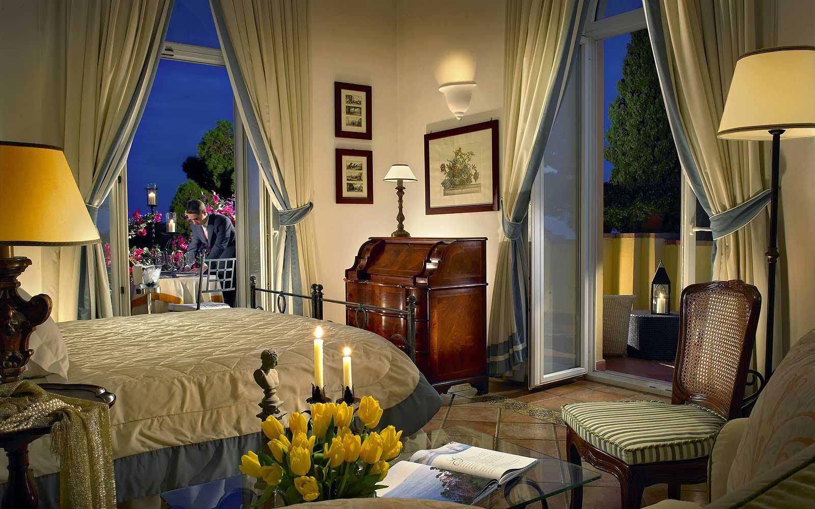 Hotel Caesar Augustus Capri Neapolitan Riviera Italy