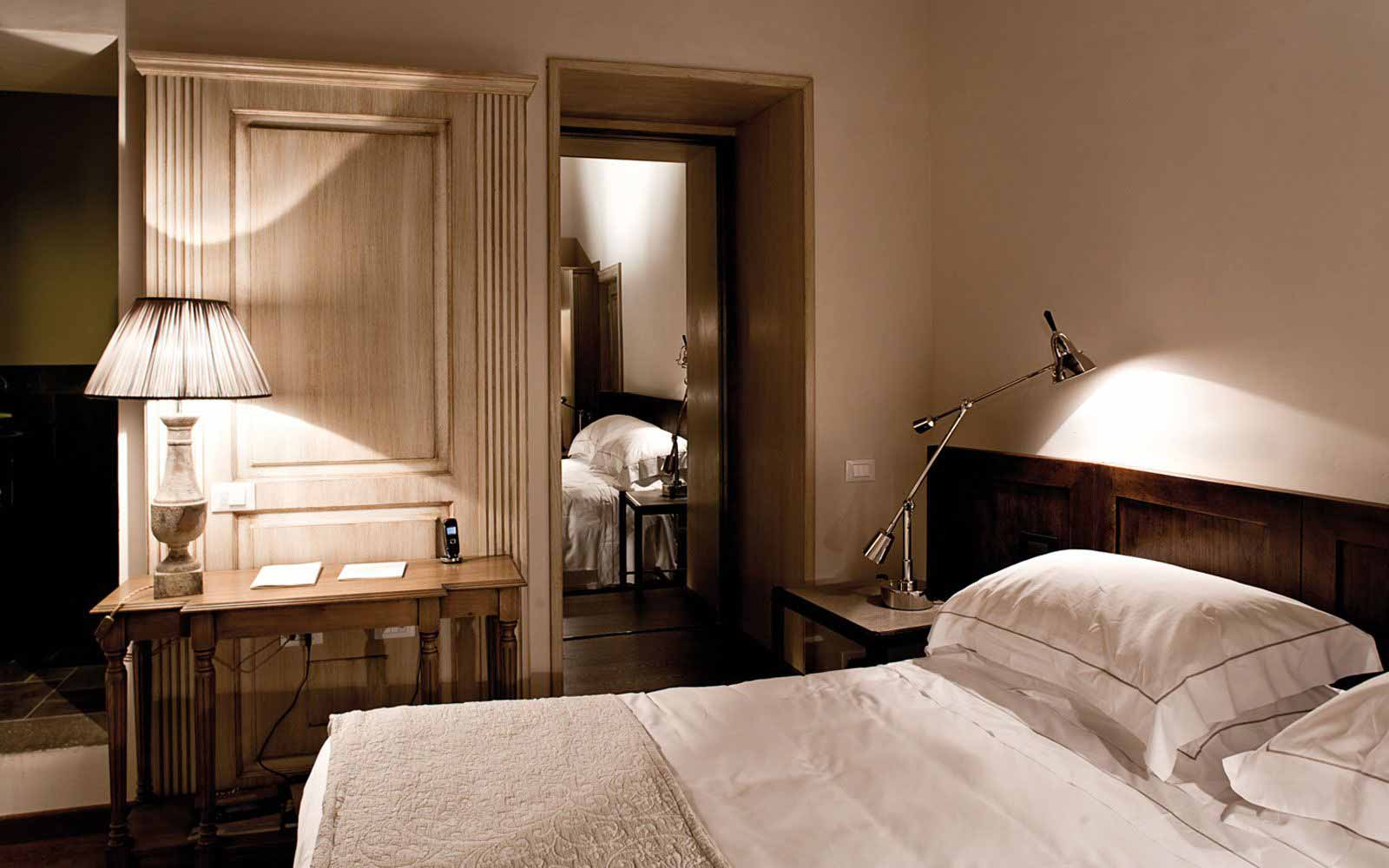 Superior room at Castel Monastero Tuscan Resort & Spa