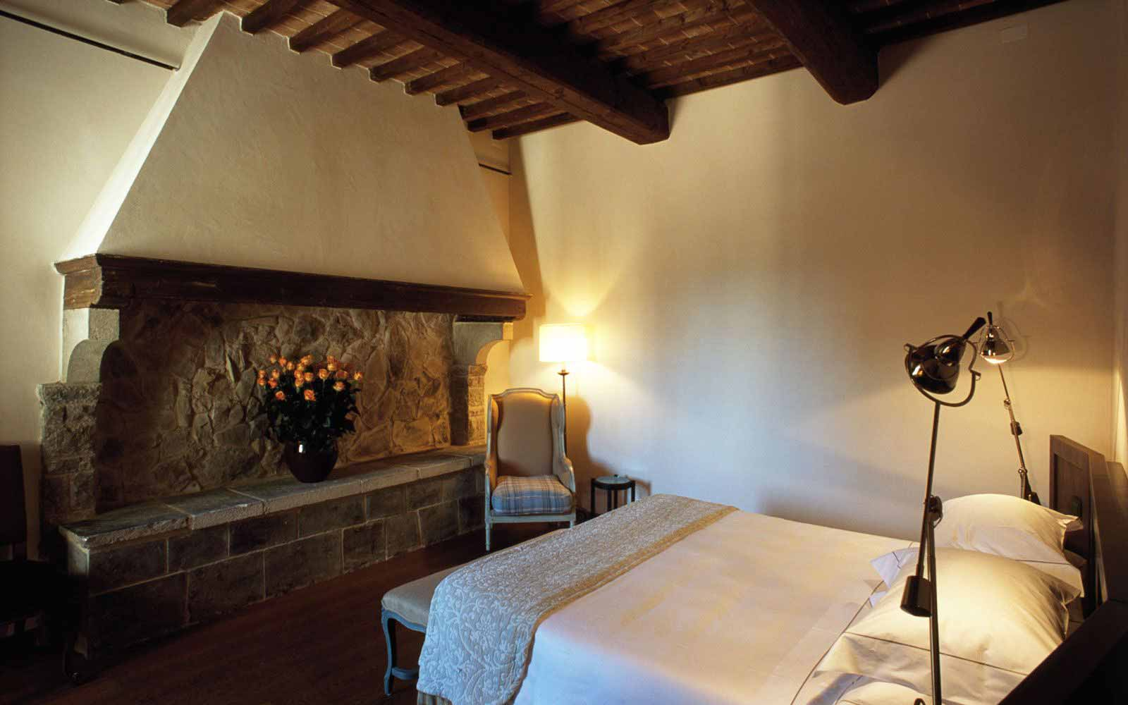 Executive Suite at Castel Monastero Tuscan Resort & Spa