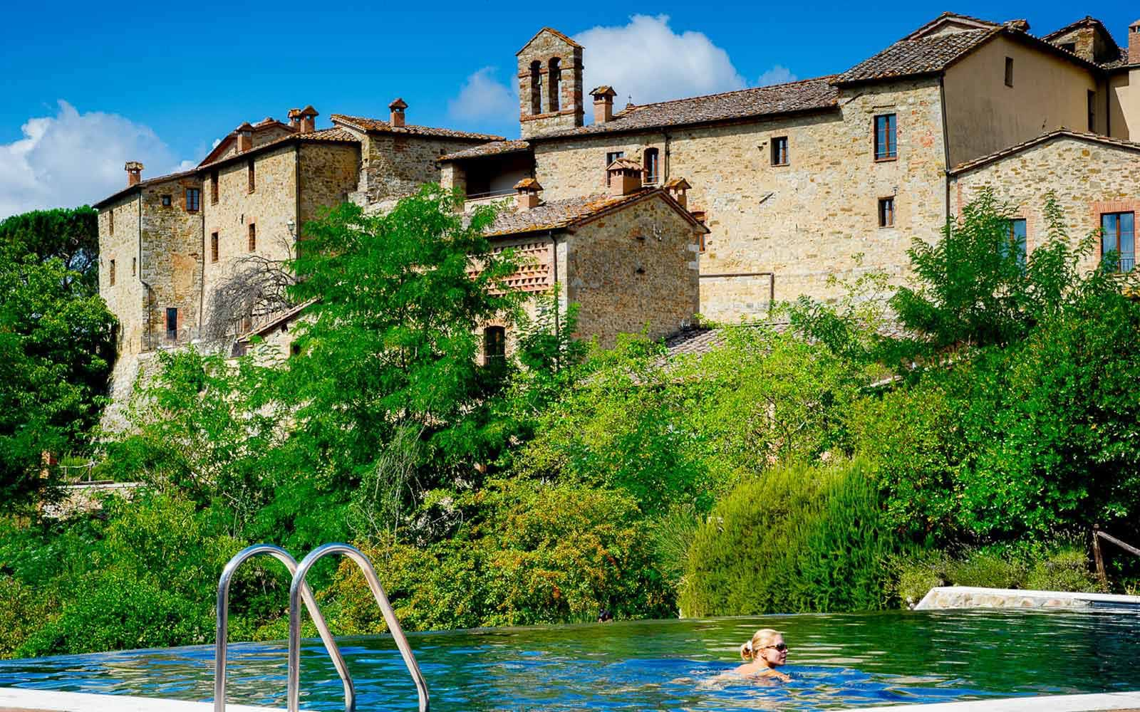 Castel Monastero Tuscan Resort & Spa