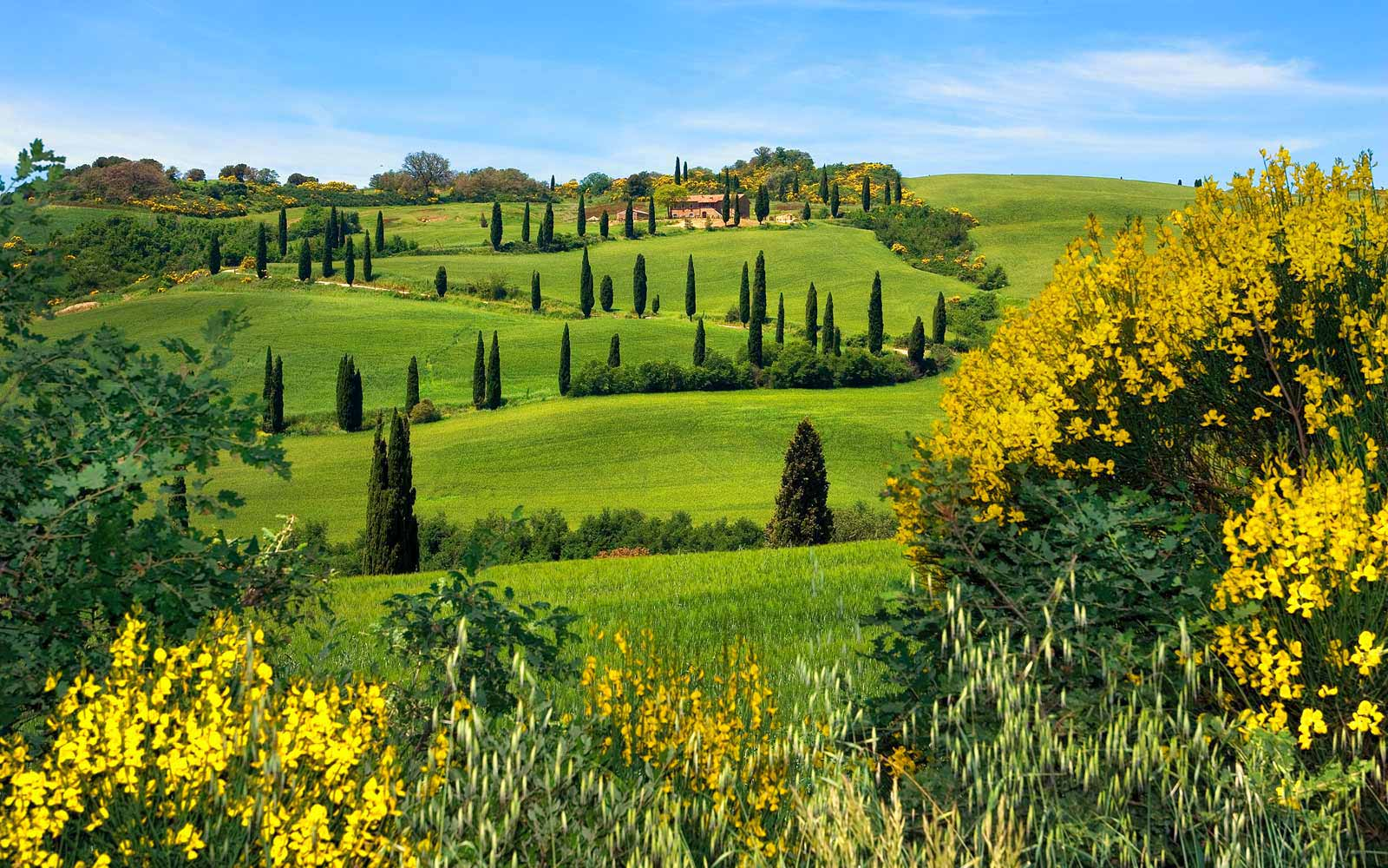 Fonteverde tuscany coutryside