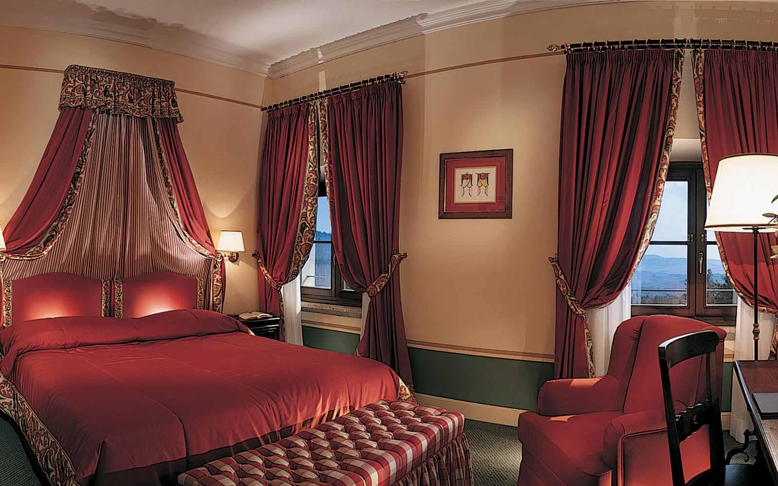 Privilege room at the Fonteverde