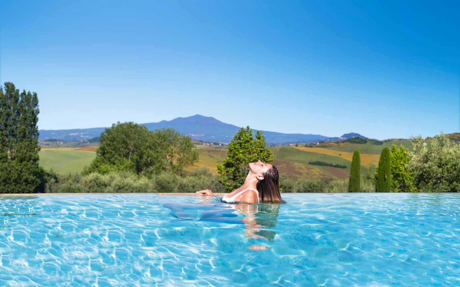 Fonteverde Infinity pool