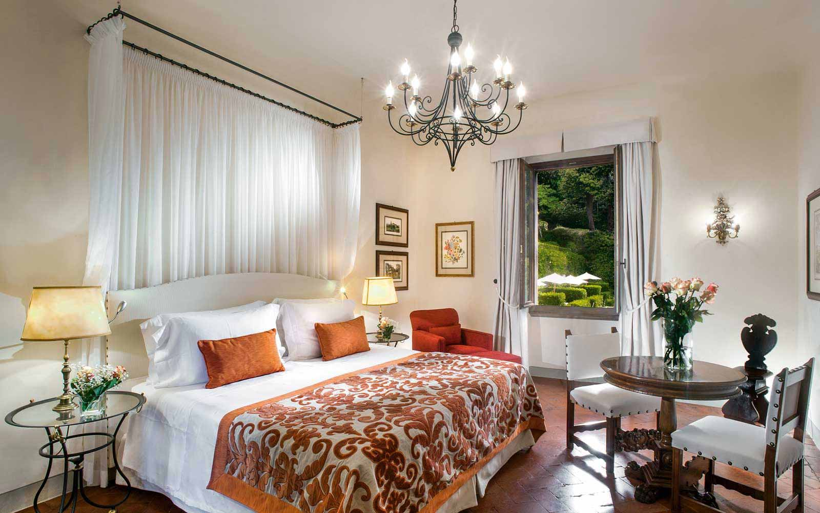 Superior Double Room at Belmond Villa San Michele