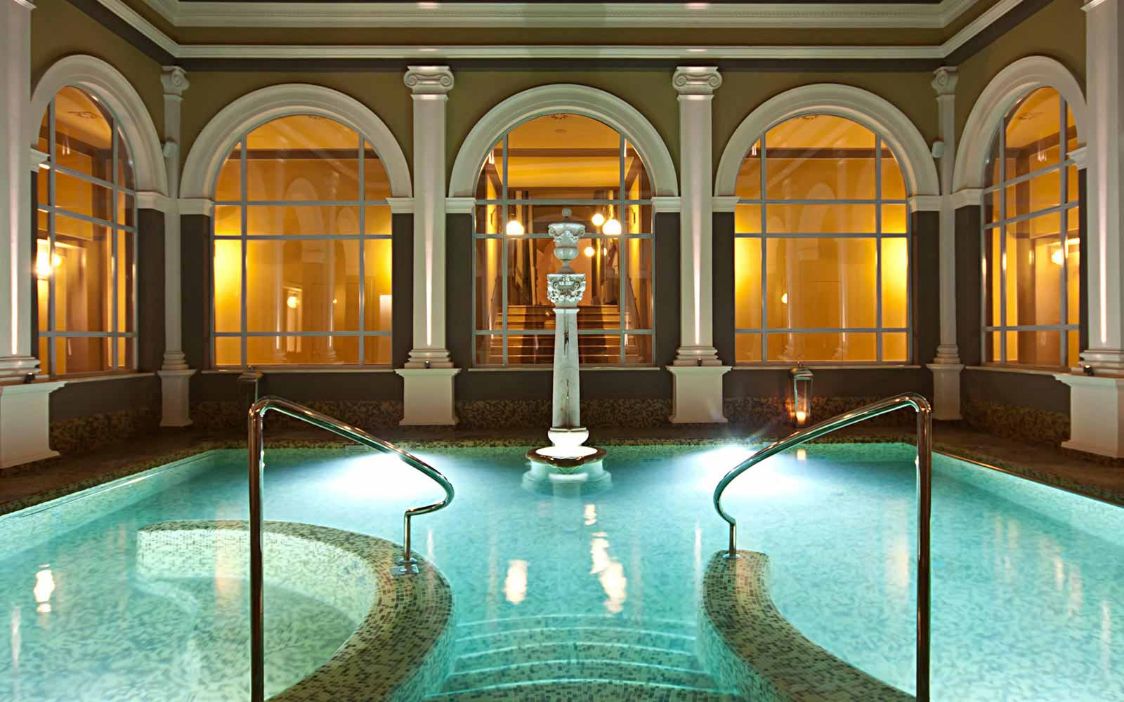 Bagni di Pisa Natural Spa the Thermal Bioaquam Circuit