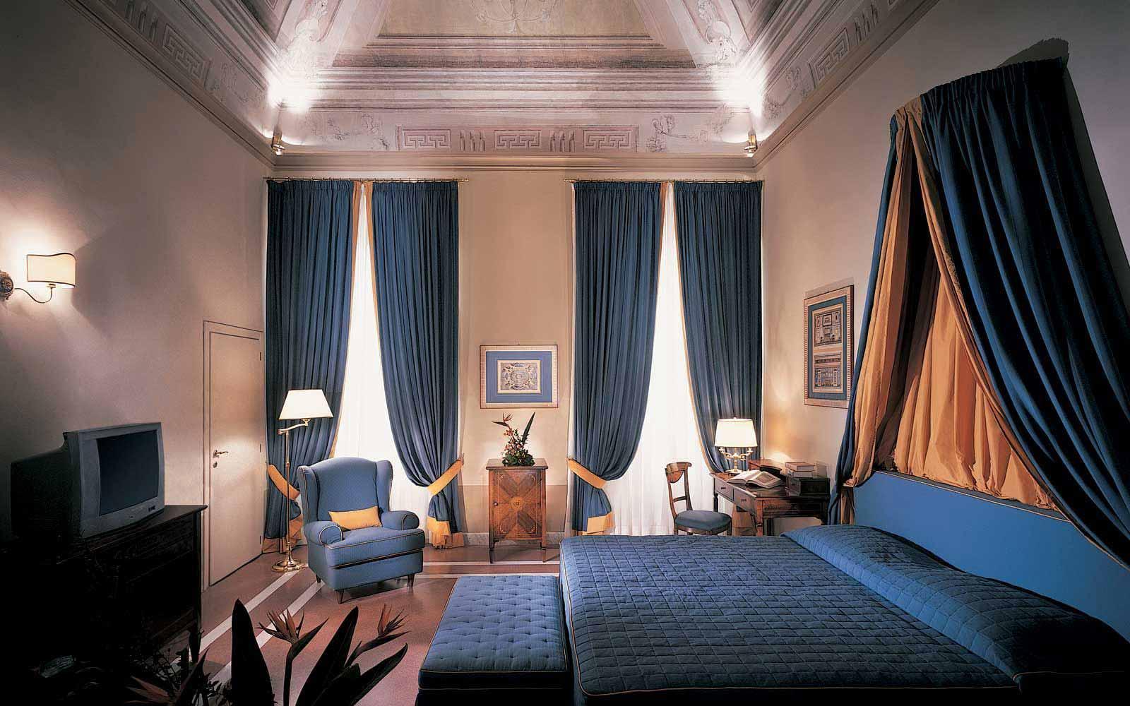 Exclusive junior suite at Bagni di Pisa