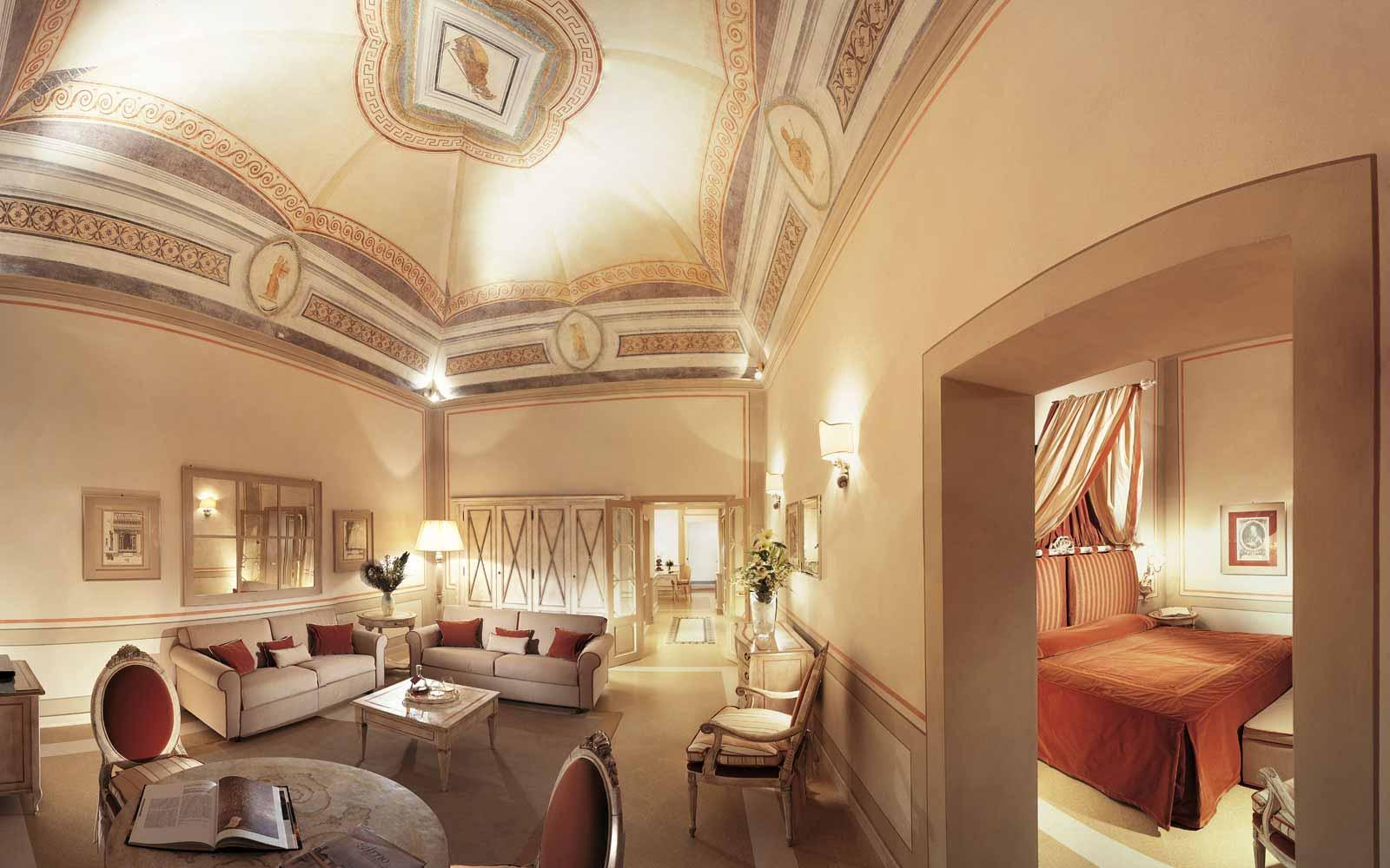 Grand Duke's Suite at Bagni di Pisa