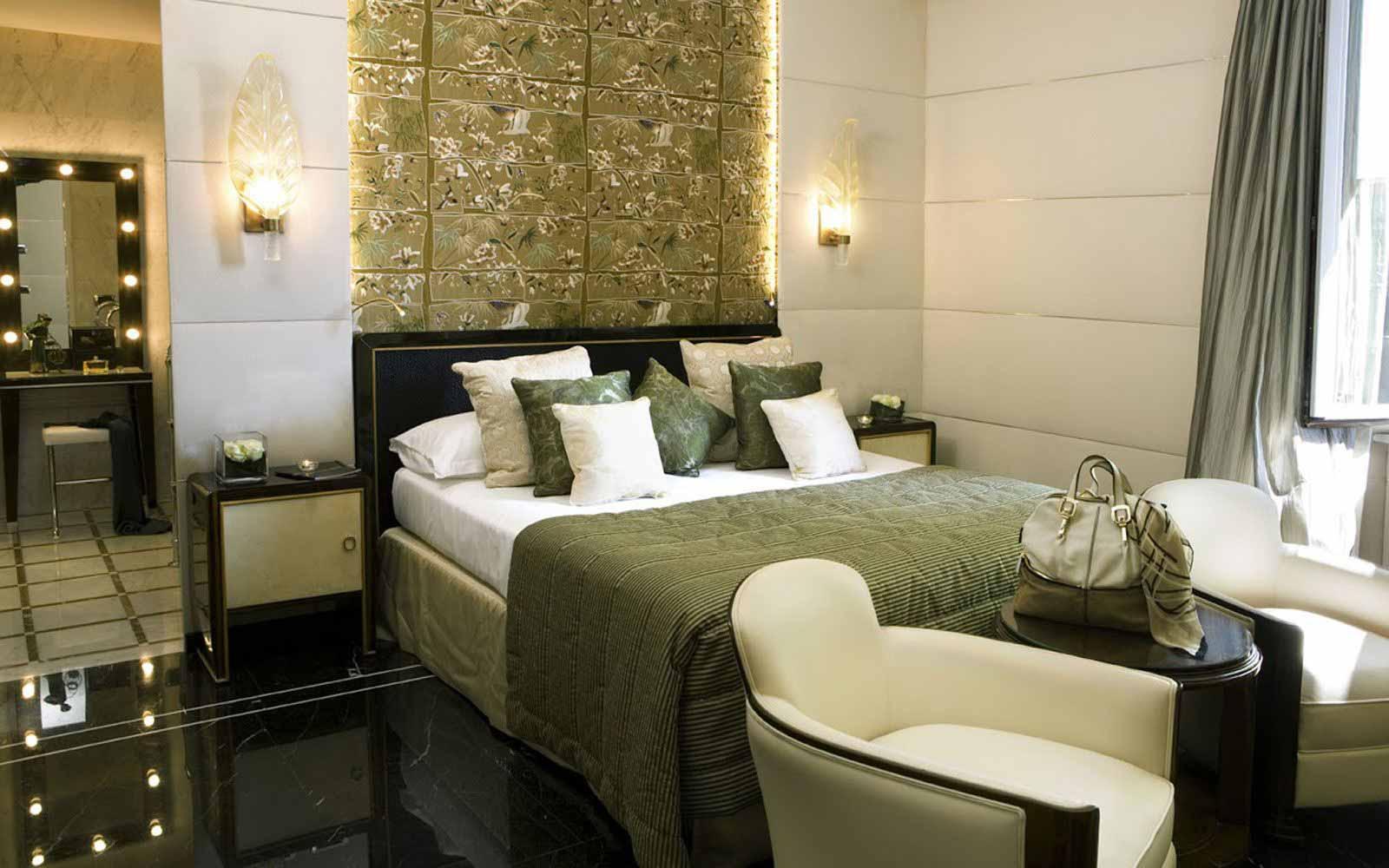 Suite at Regina Hotel Baglioni