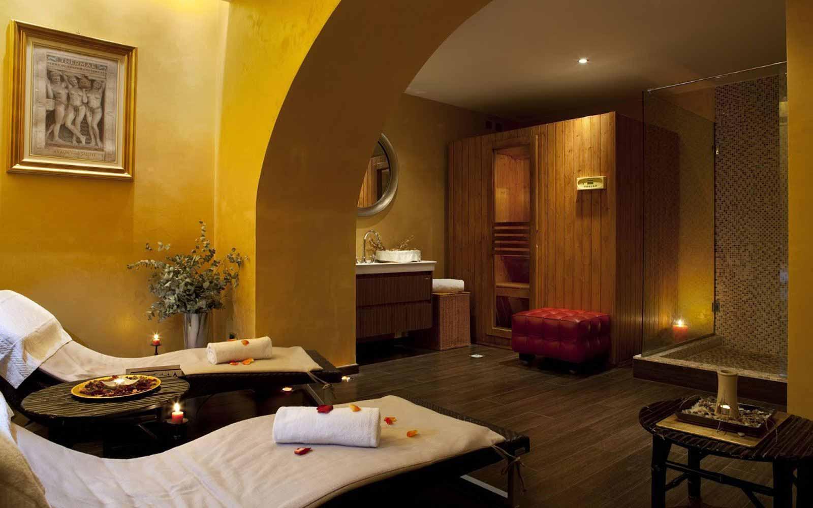 Spa at Regina Hotel Baglioni