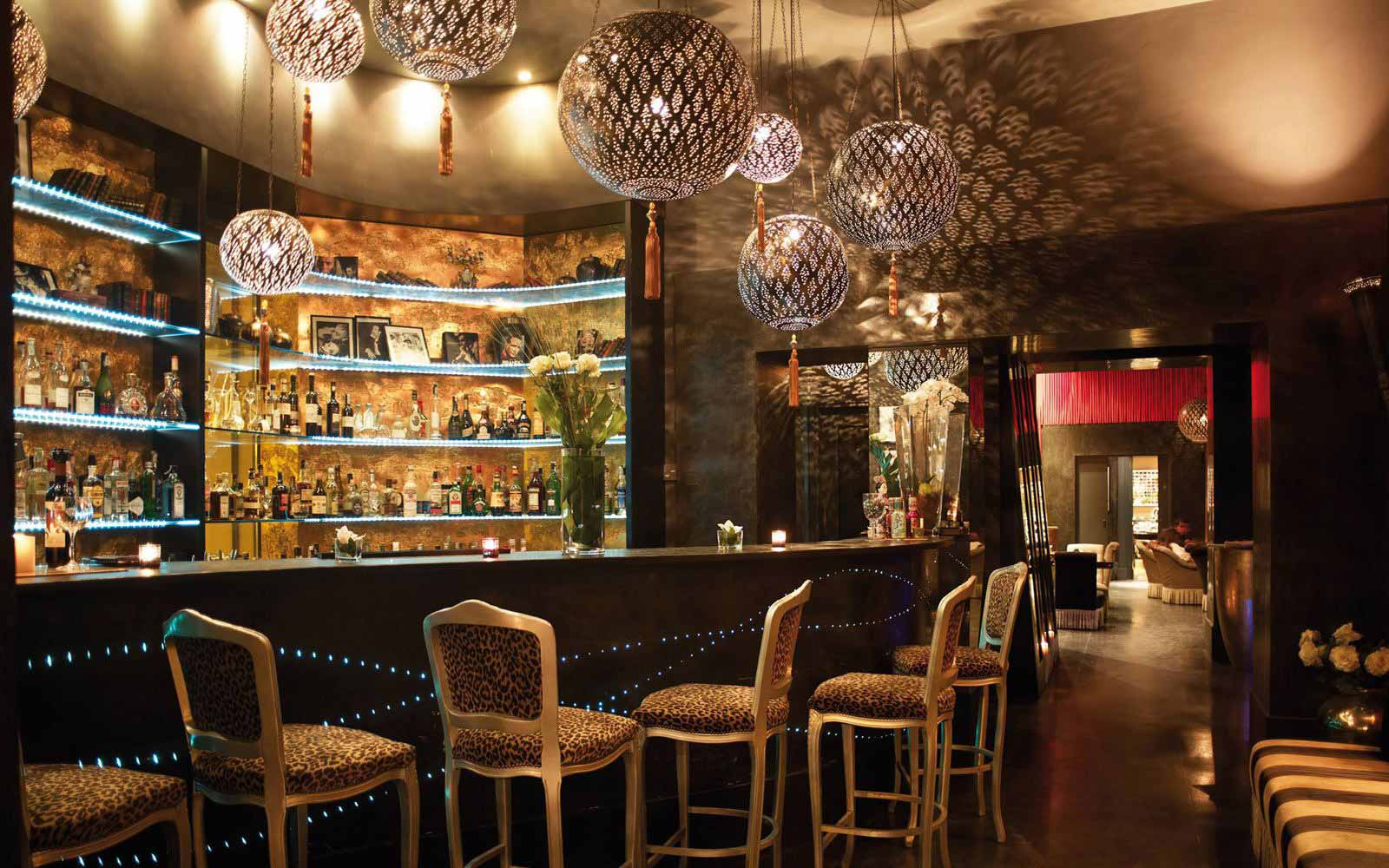 Brunello Lounge & Restaurant at Regina Hotel Baglioni