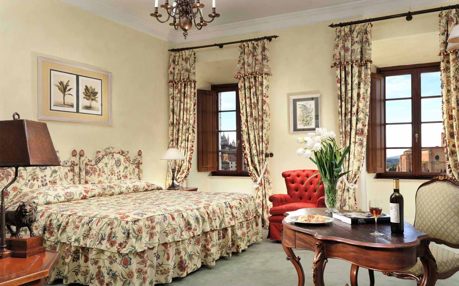 Royal Double Room at the Grand Hotel Continental