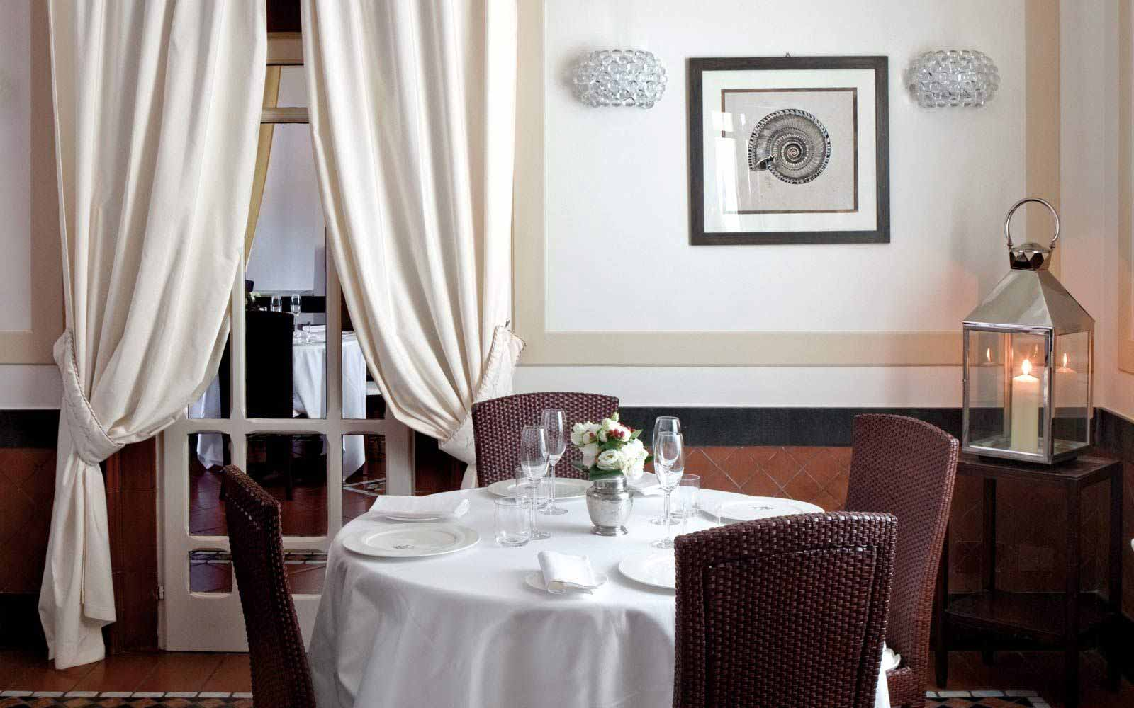 Restaurant at Hotel Byron