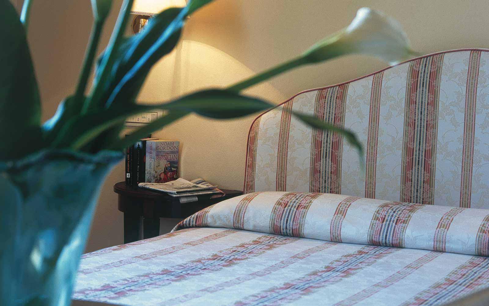 Superior room at the Hotel Plaza e de Russie