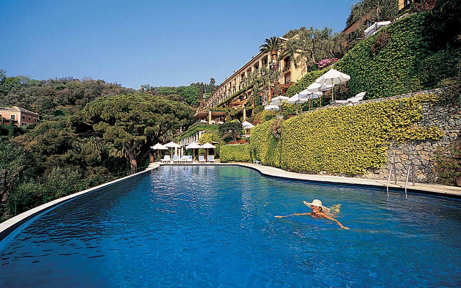 Belmond Hotel Splendido Splendido Mare Portofino Ligurian Riviera