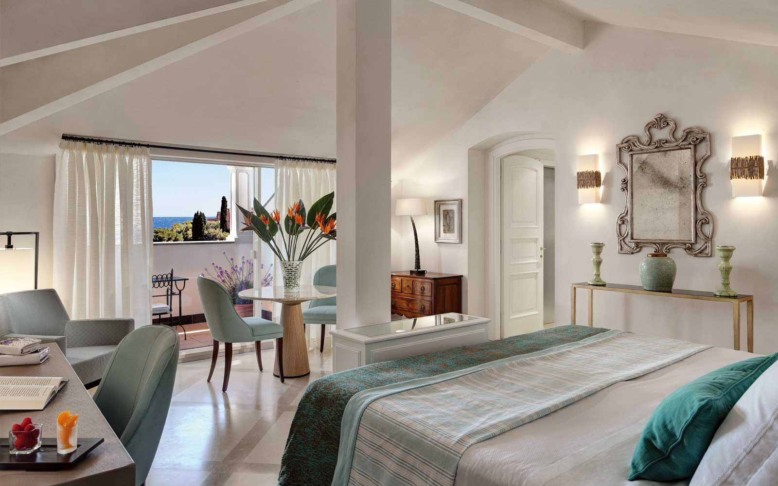Exclusive Suite at Belmond Hotel Splendido & Splendido Mare
