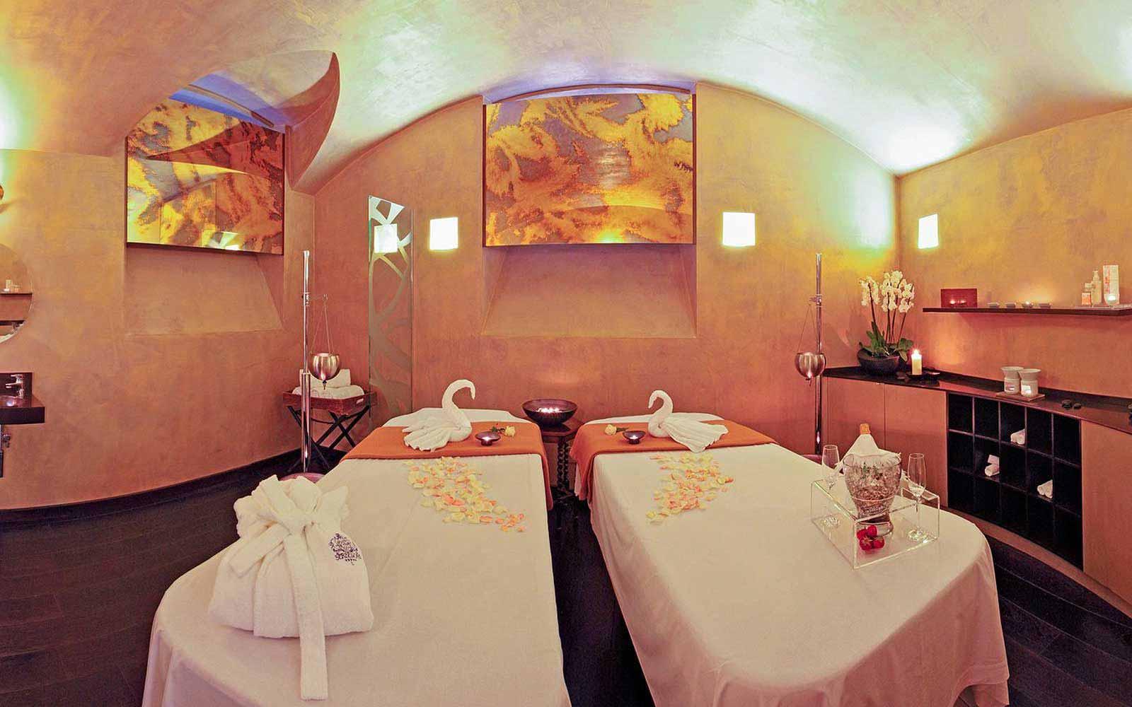 Spa at Grand Hotel Villa Serbelloni