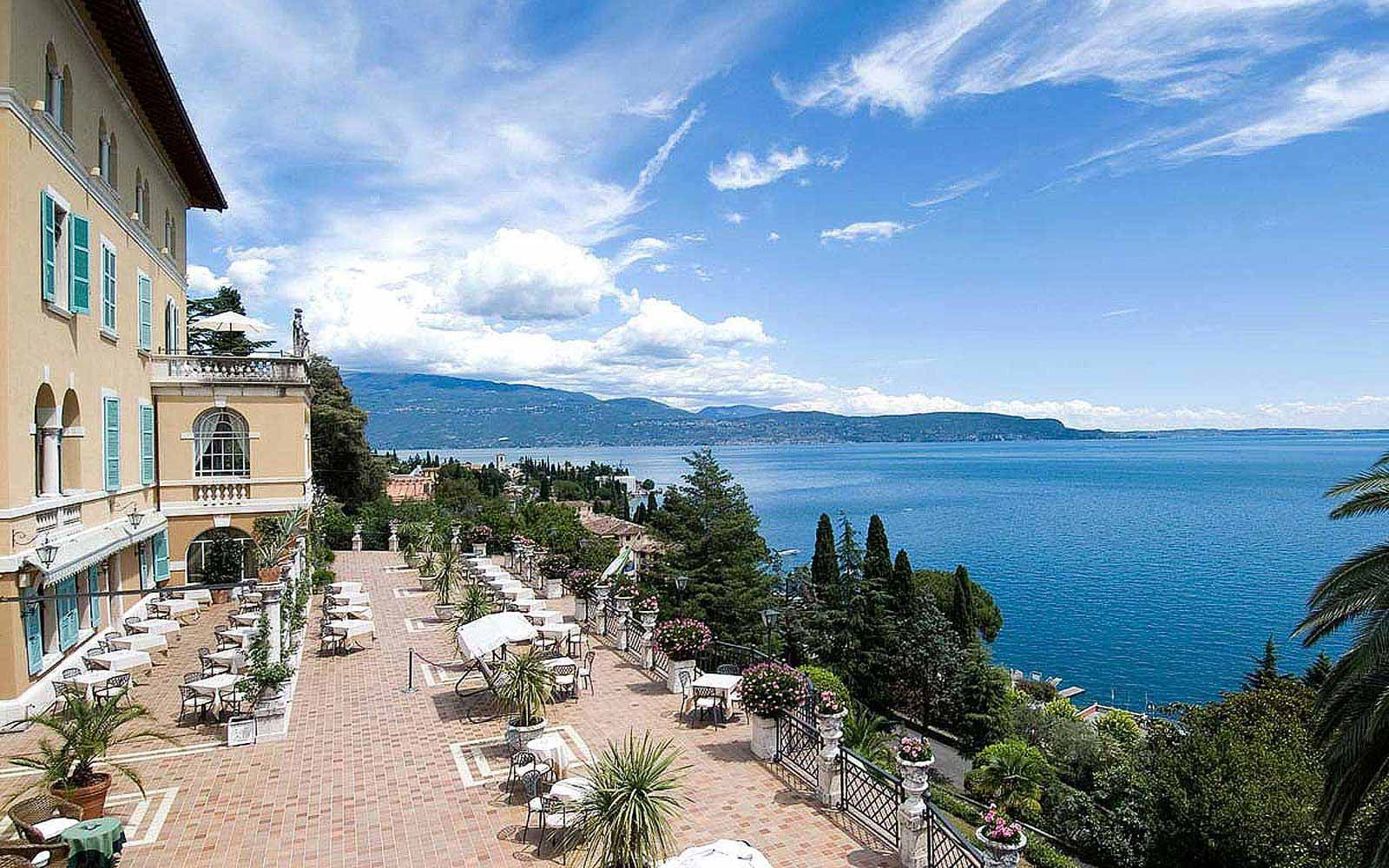 Hotel Villa Del Sogno: room / property / locale photo. Image 20