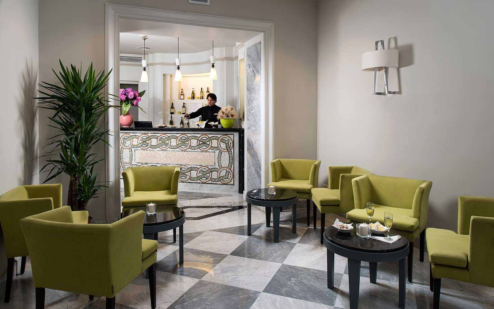 Bar at Hotel Imperiale