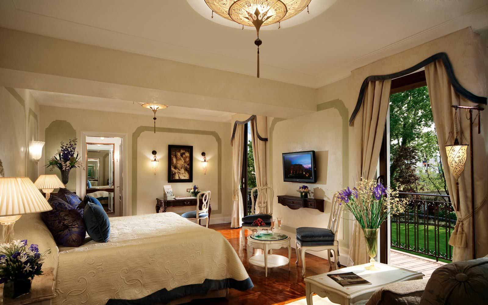 Junior Suite at Belmond Hotel Cipriani