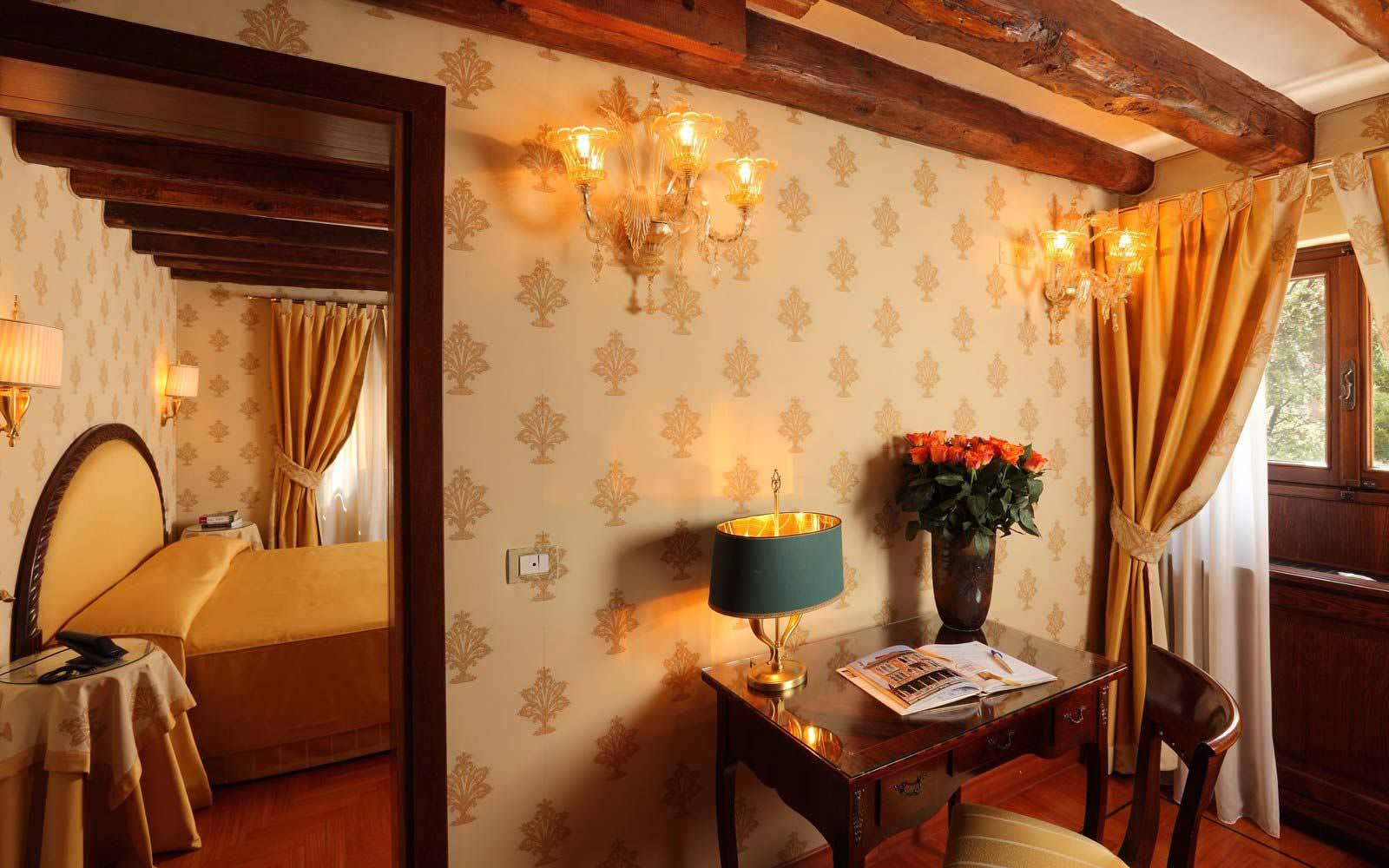 Suite at Palazzo Stern Hotel