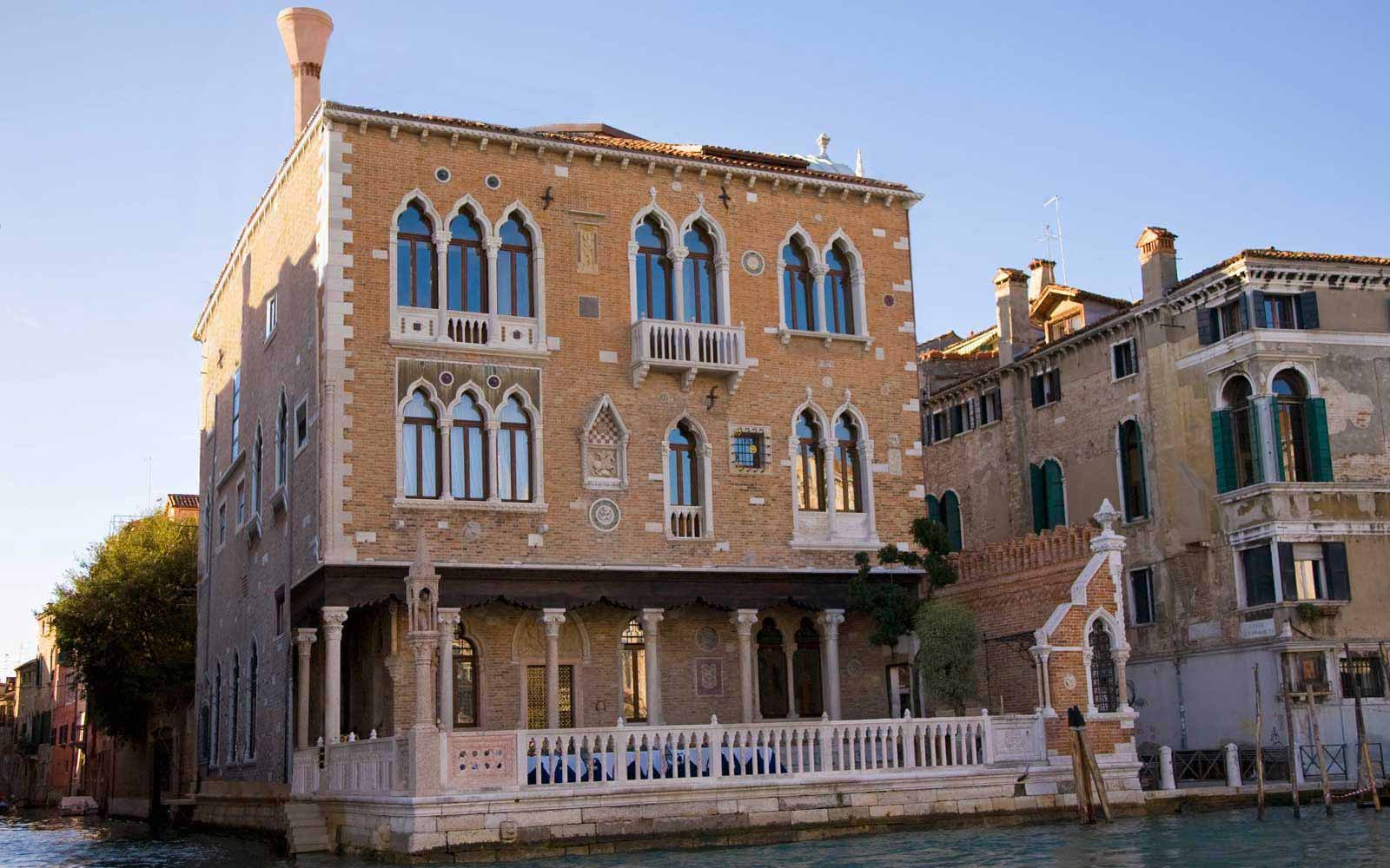 Exterior Palazzo Stern Hotel