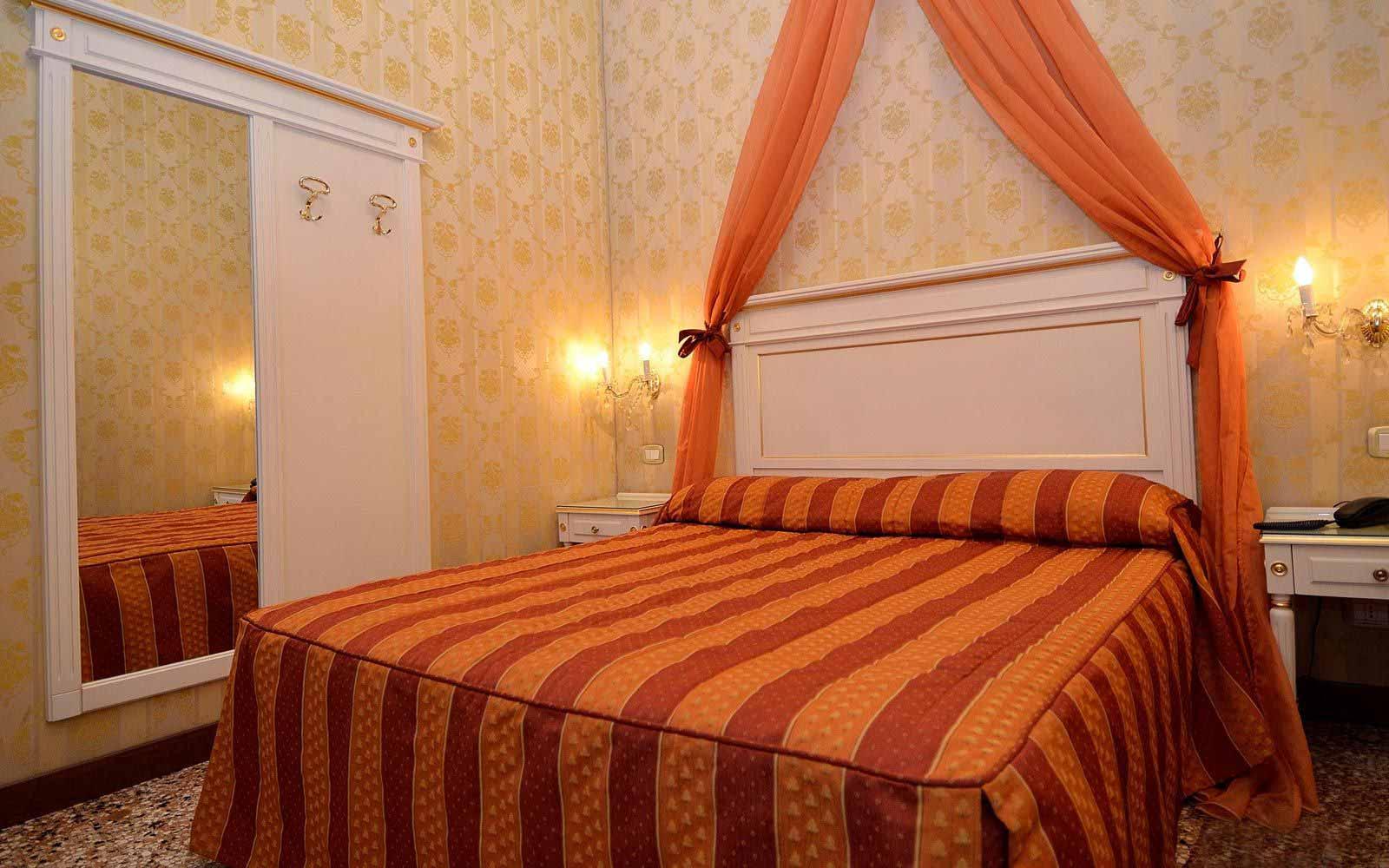 Superior room at Hotel Locanda La Corte