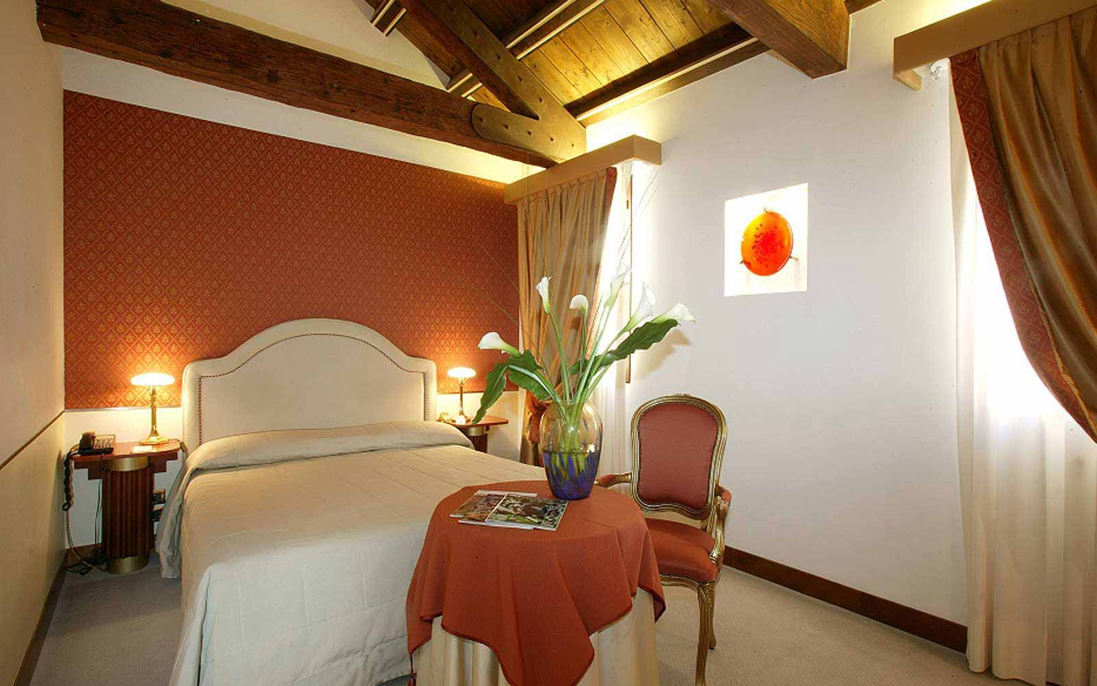 Double room at Monaco & Grand Canal