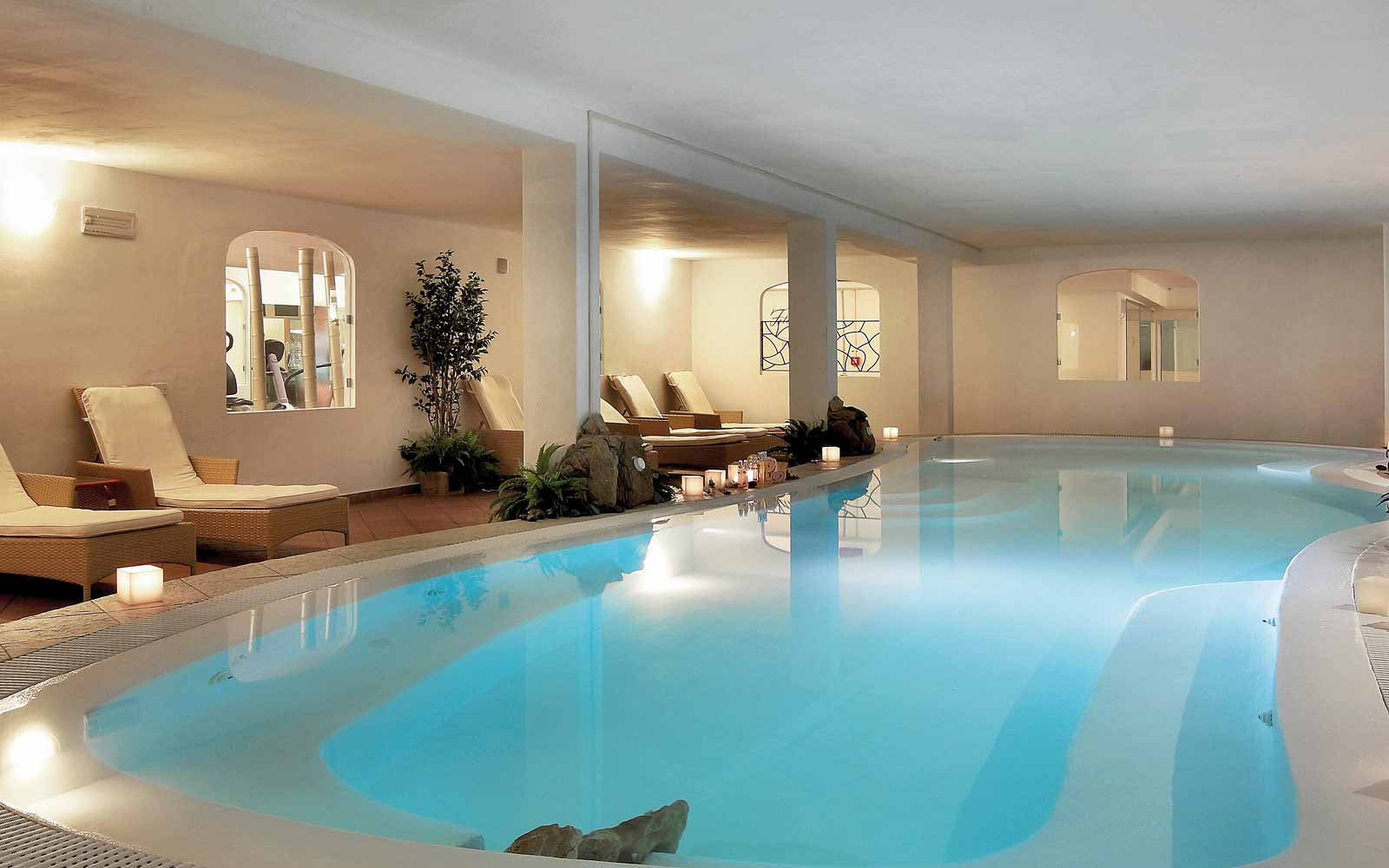 Wellness and Spa at Colonna Resort