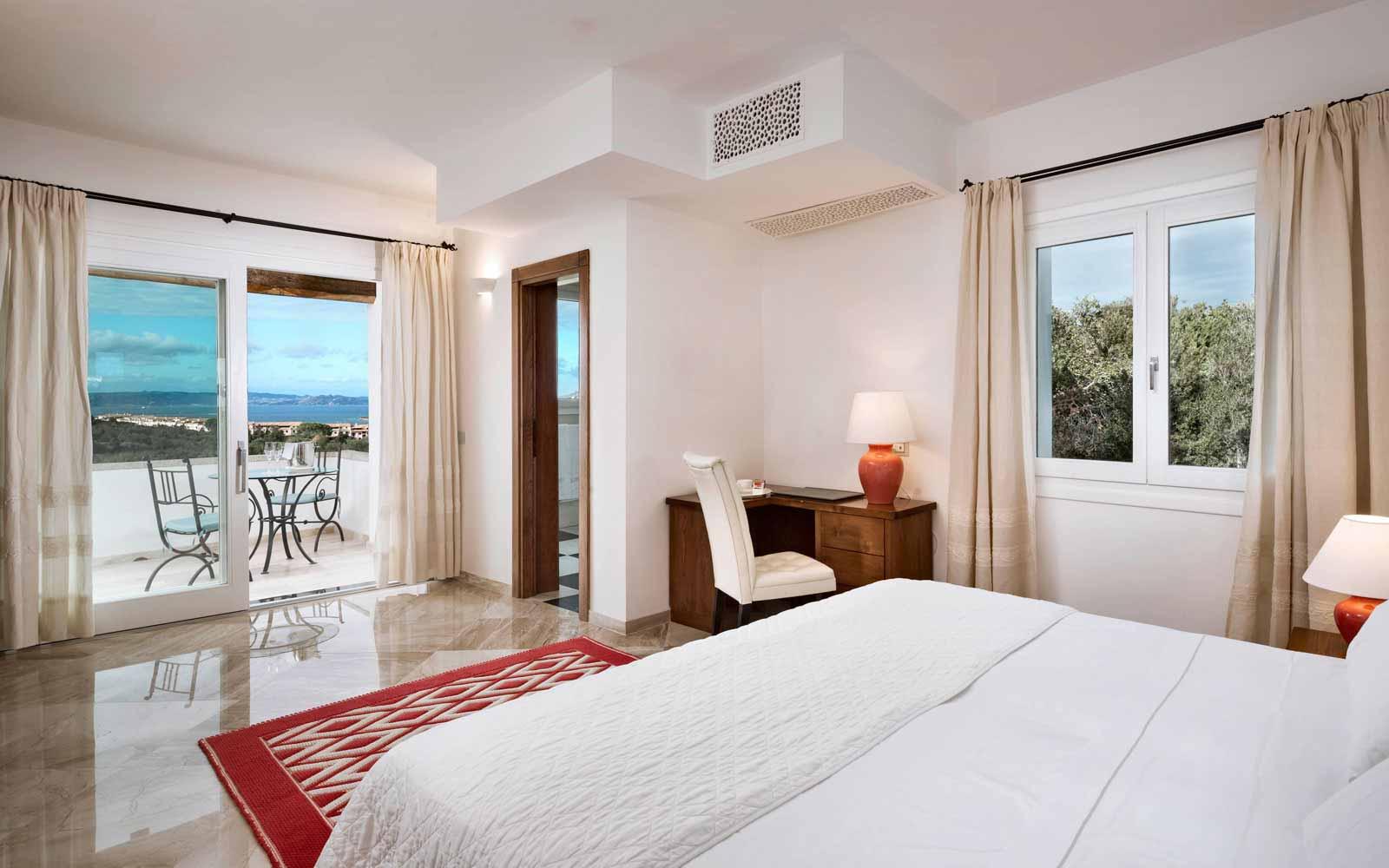 Suite premium at Hotel La Rocca Resort & Spa