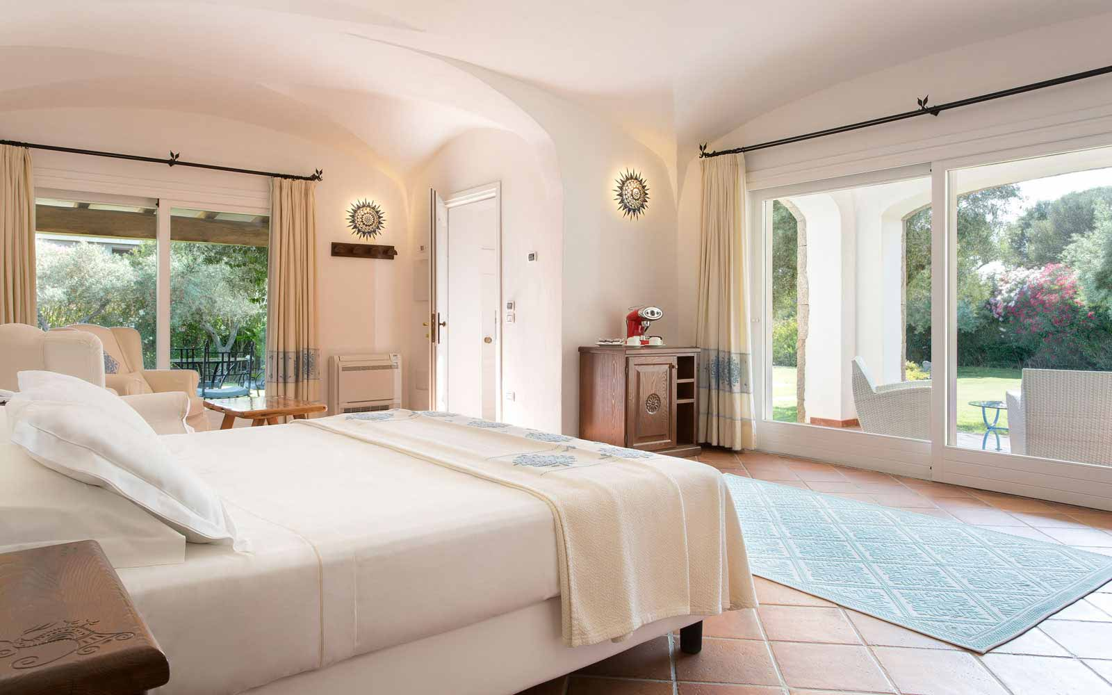 Junior Suite Deluxe at Hotel La Rocca Resort & Spa