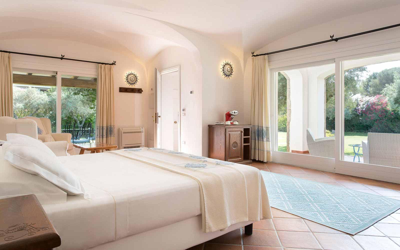 Junior Suite Deluxe at Hotel La Rocca Resort & Spa