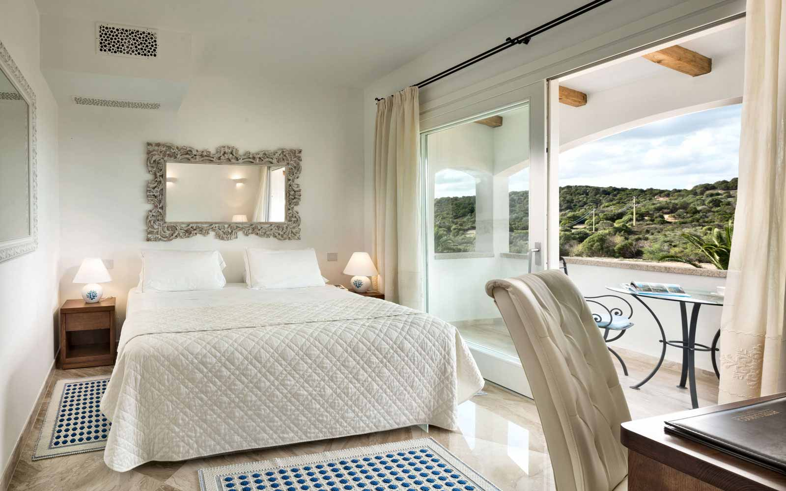 Superior room at Hotel La Rocca Resort & Spa