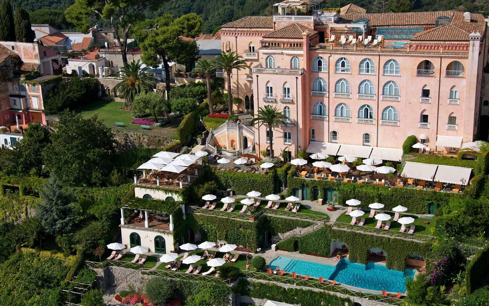 Palazzo Avino & Pool Ravello