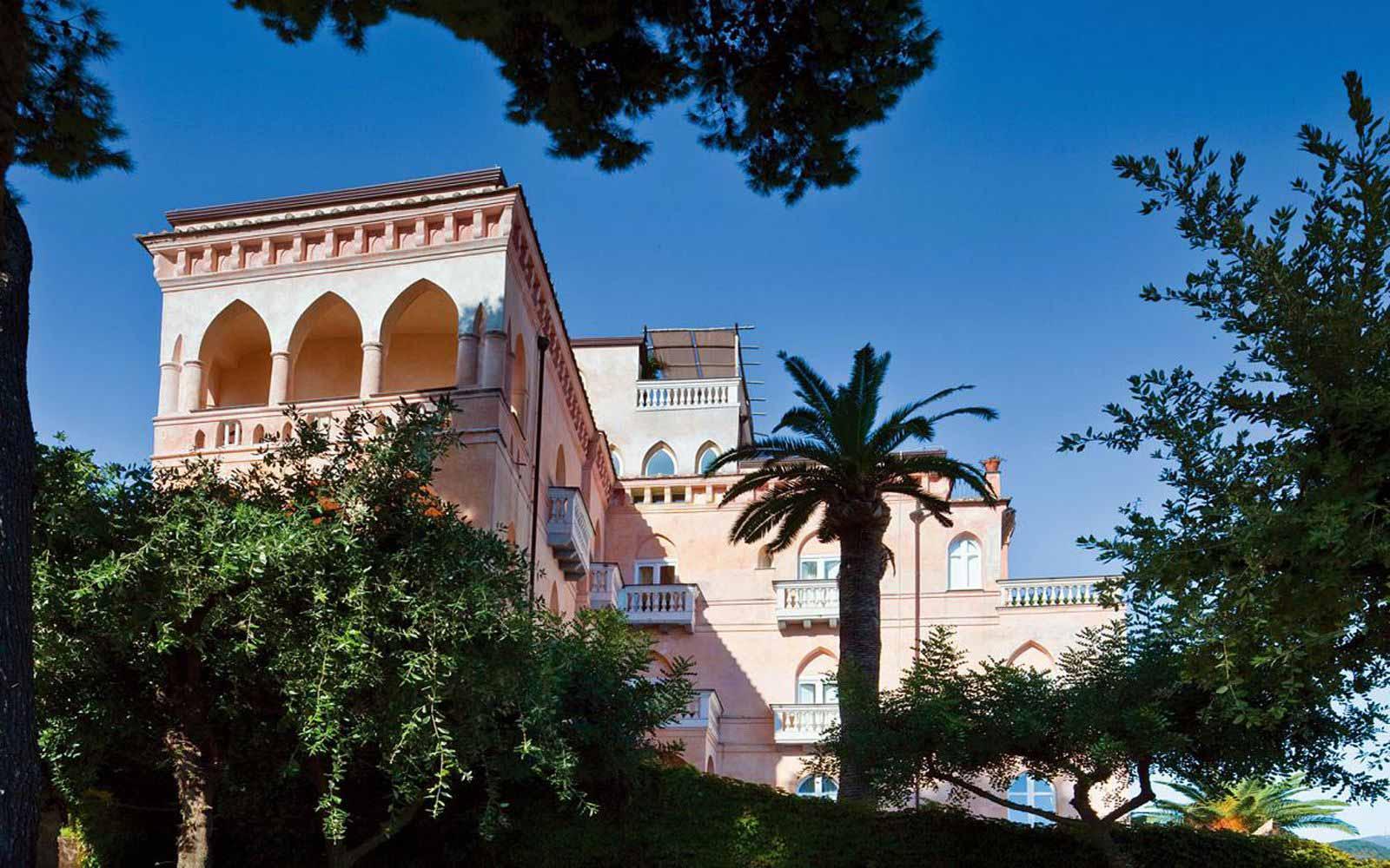 Palazzo Avino Gardenside